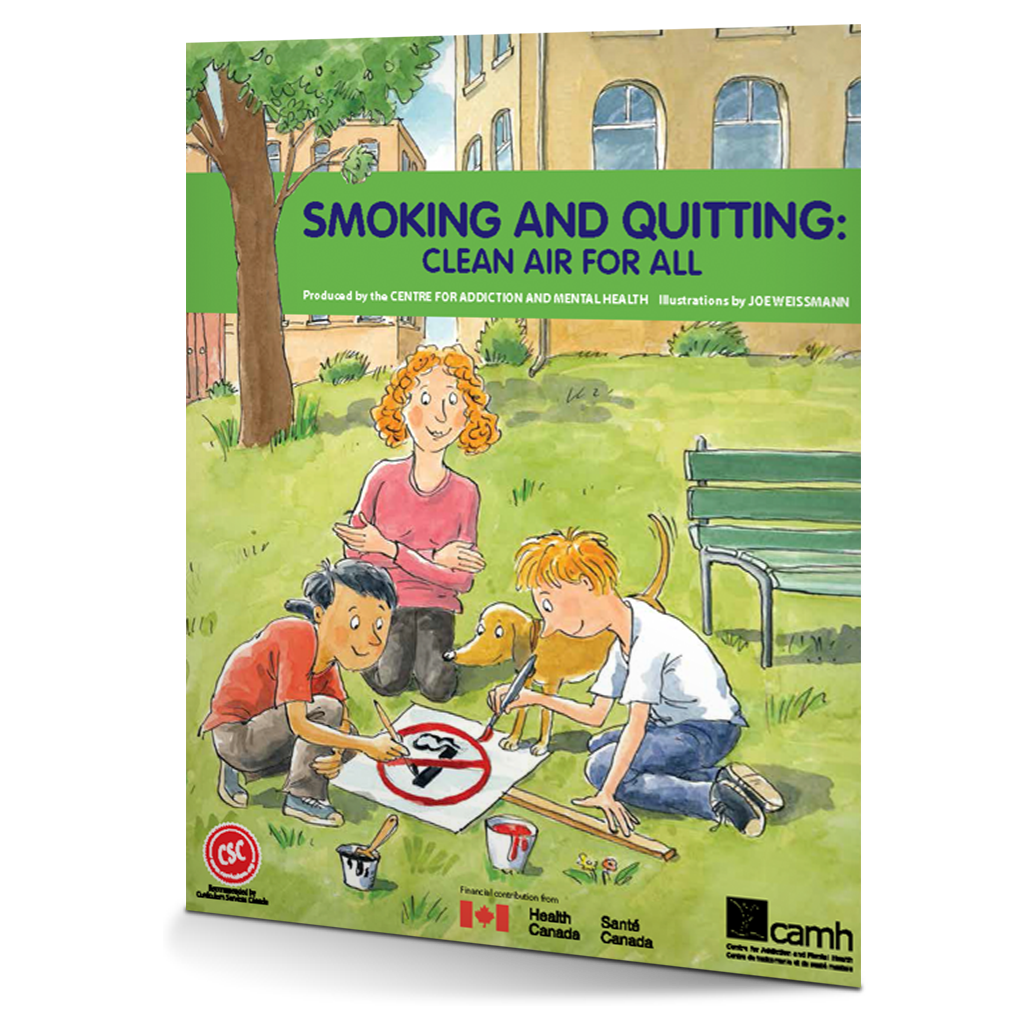 3-313: Smoking and Quitting: Clean Air for All