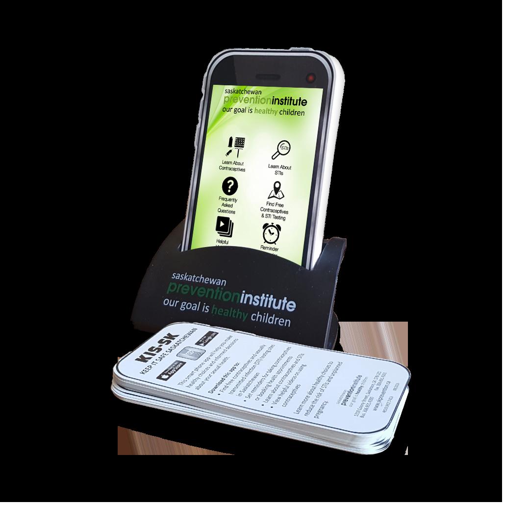 KIS-SK (Keep it Safe Saskatchewan Smart Phone App