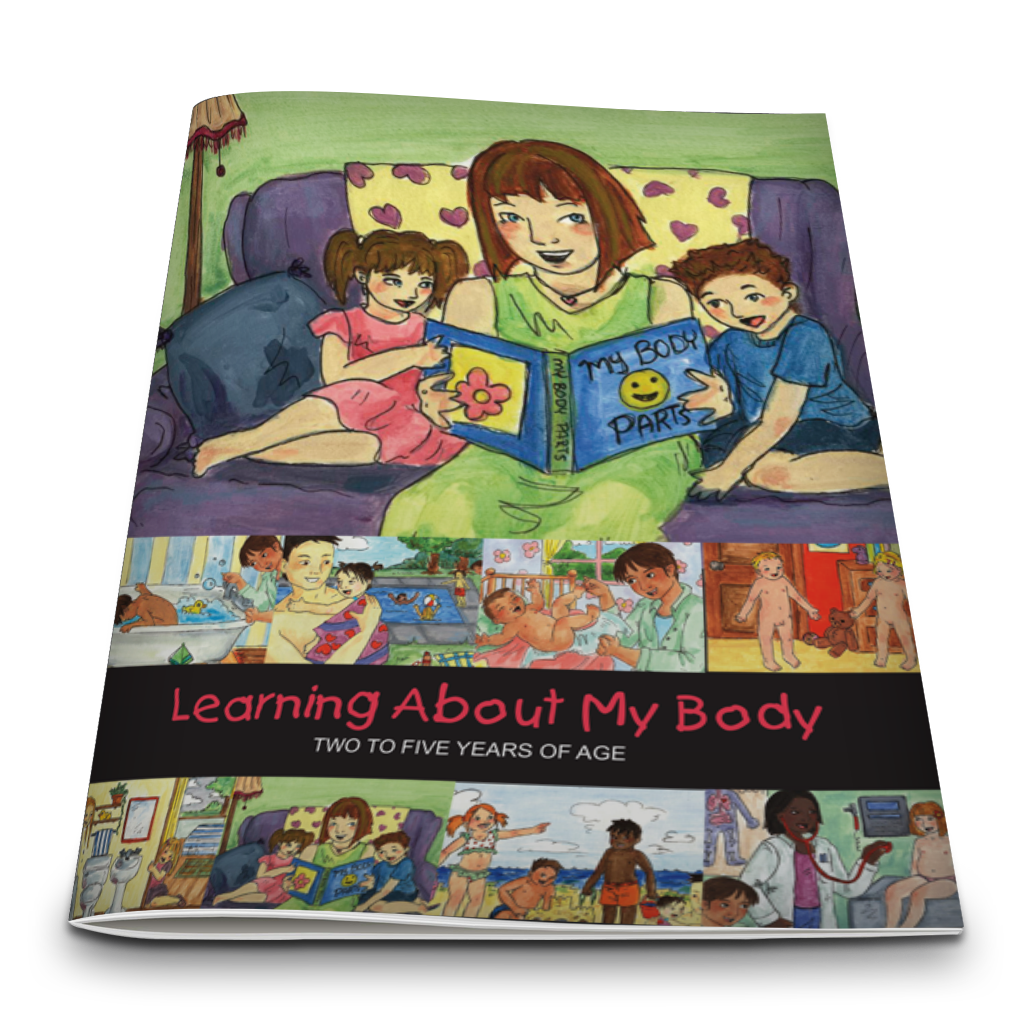 Learning About My Body: Two to Five Years of Age