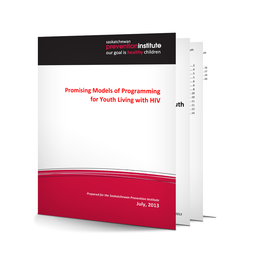 Promising Models of Programming for Youth Living with HIV