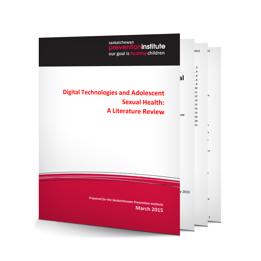 Digital Technologies and Adolescent Sexual Health