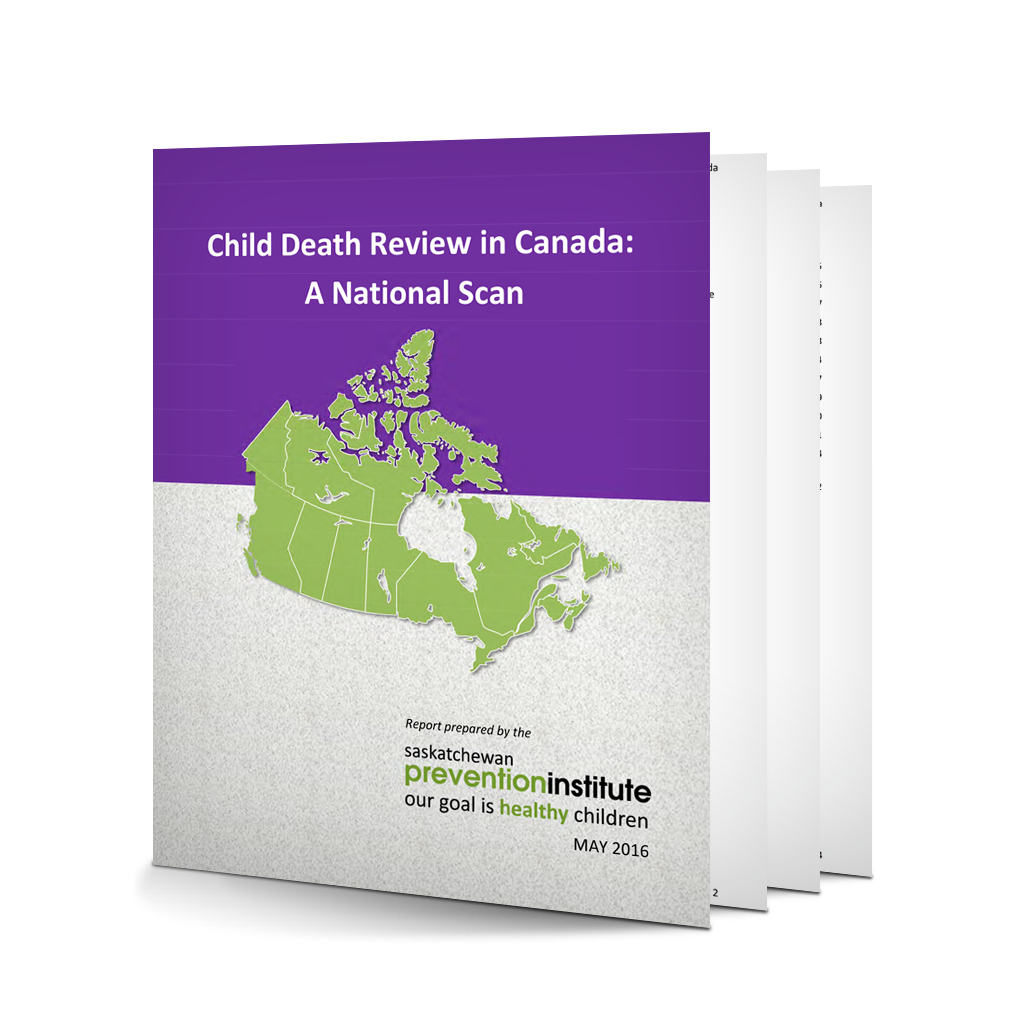 Child Death Review in Canada: A National Scan