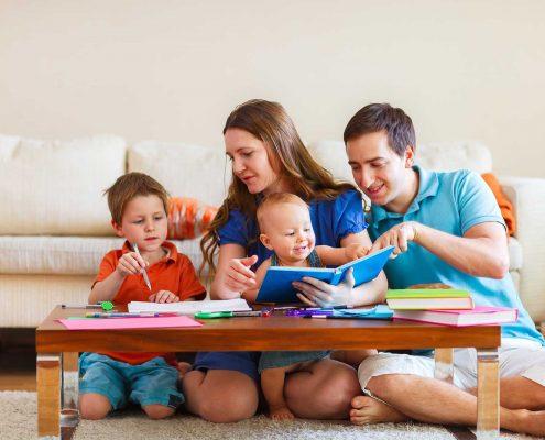 Social Determinants of Health: Healthy Child Development
