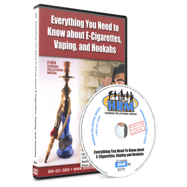 Everything You Need to Know about E-cigarettes, Vaping, and Hookahs