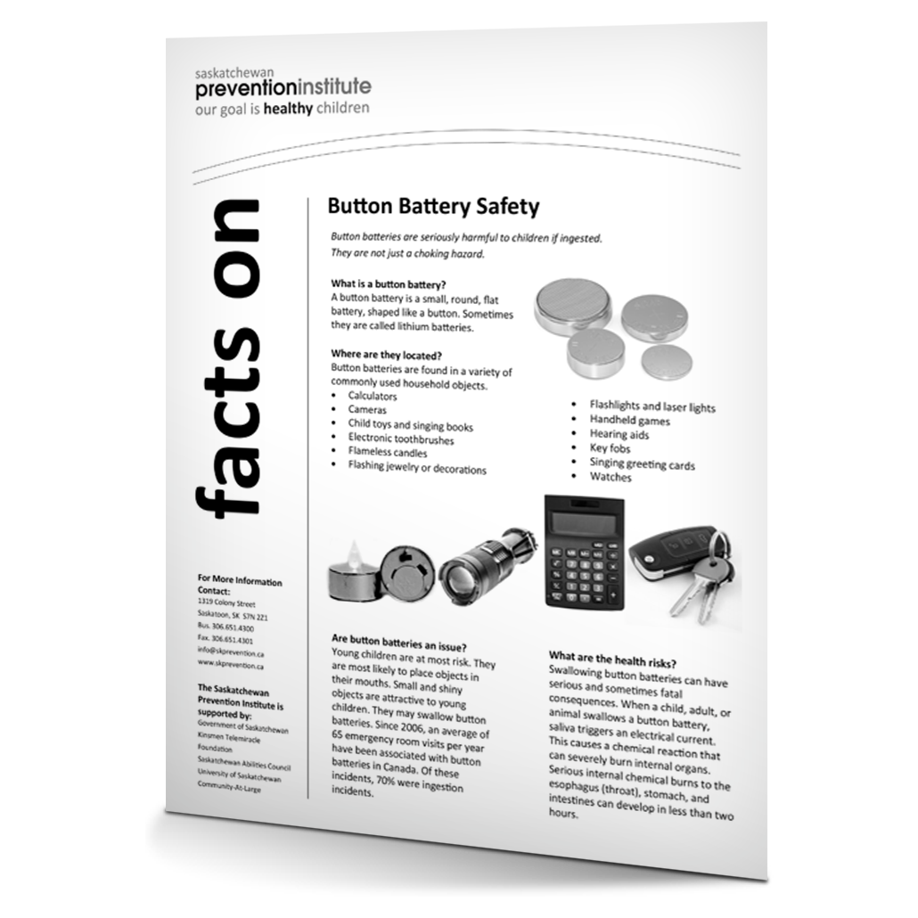 4-002: Button Battery Safety