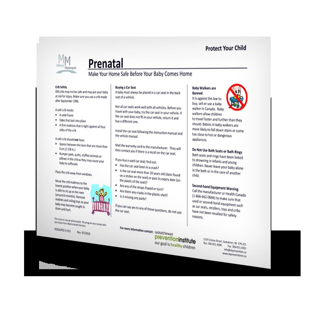 Million Messages: Prenatal