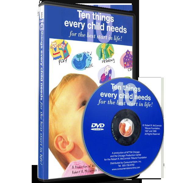 Ten Things Every Child Needs