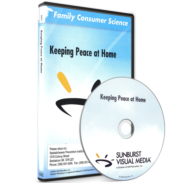 Parent and Child Series: Keeping Peace at Home