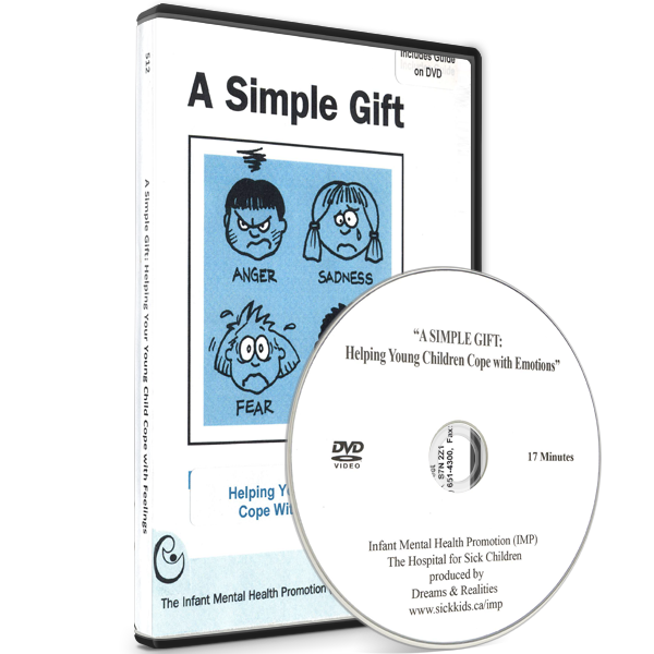 A Simple Gift: Helping Young Children Cope with Emotions