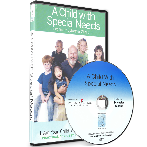 I Am Your Child Video Series: A Child with Special Needs