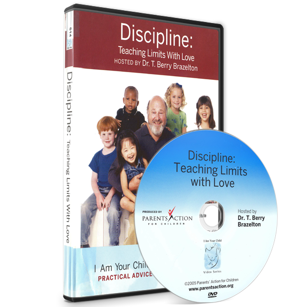 I Am Your Child Video Series: Discipline – Teaching Limits with Love