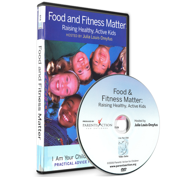 I Am Your Child Video Series: Food and Fitness Matter