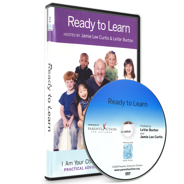 I am Your Child Video Series: Ready to Learn