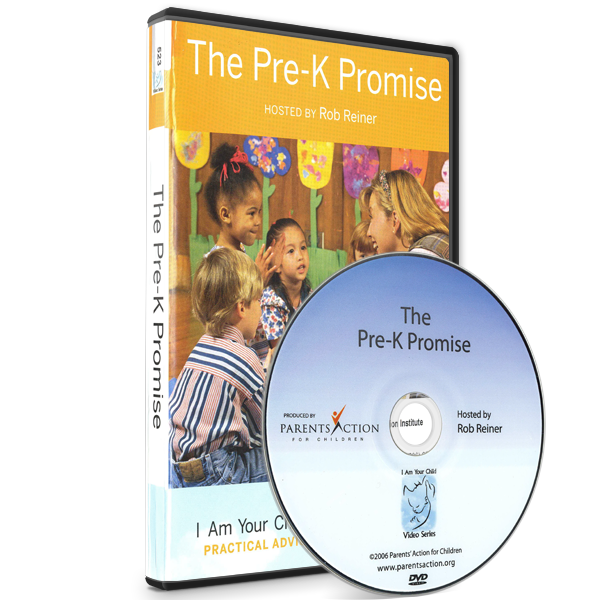 I am Your Child Video Series: The Pre-k Promise