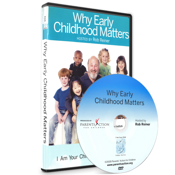 I am Your Child Video Series: Why Early Childhood Matters
