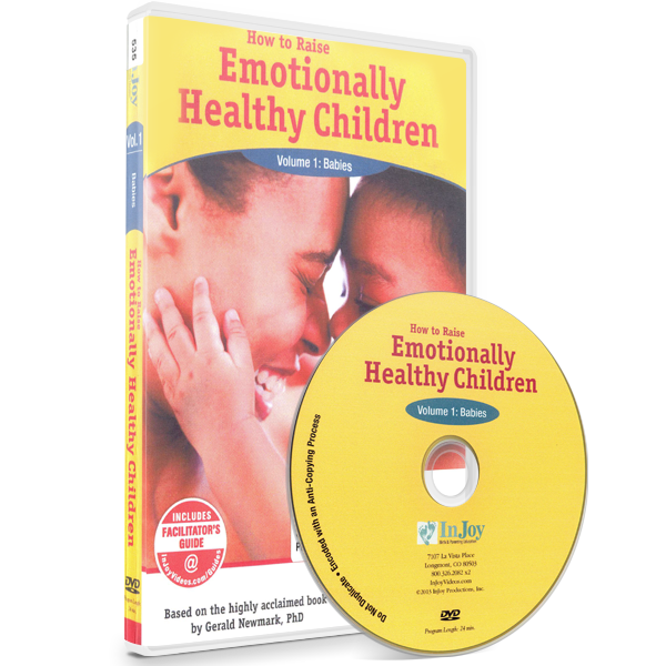 How to Raise Emotionally Healthy Children: Vol. 1 – Babies