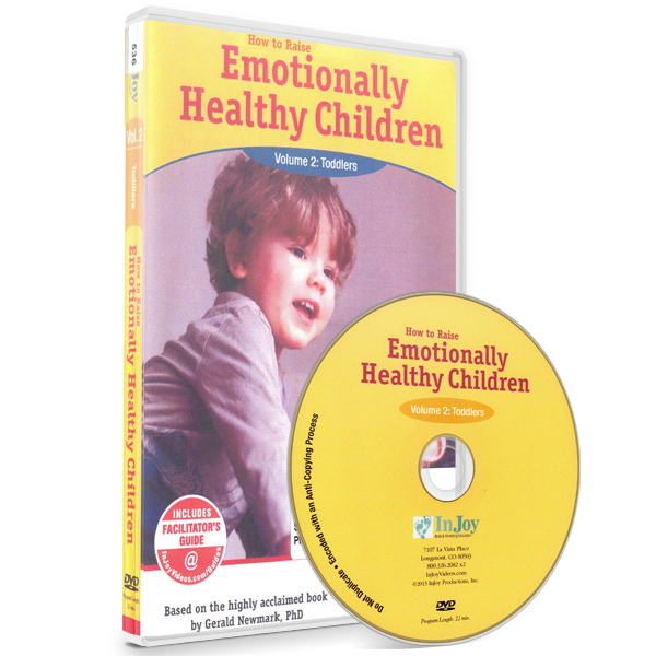 How to Raise Emotionally Healthy Children: Vol. 2 – Toddlers