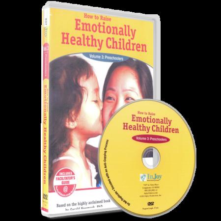 How to Raise Emotionally Healthy Children: Vol. 3 – Preschoolers