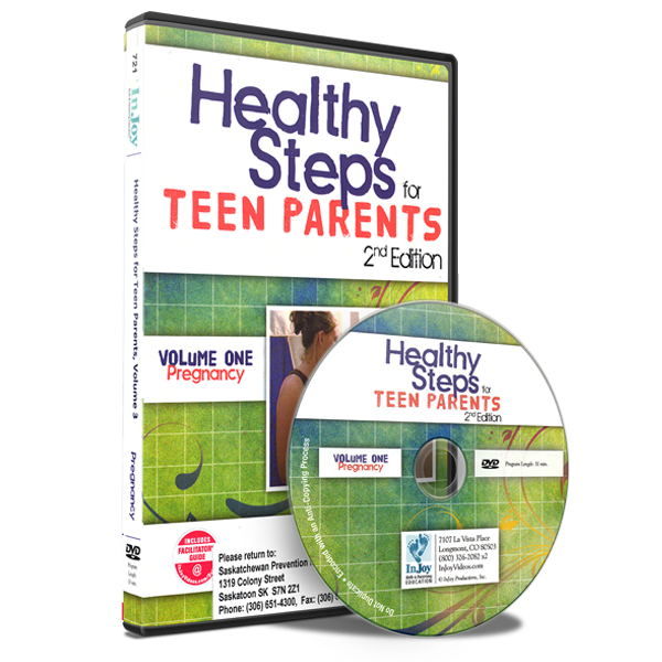 Healthy Steps for Teen Parents, 2nd Edition, Volume 1: Pregnancy