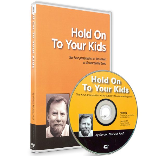 Hold onto Your Kids