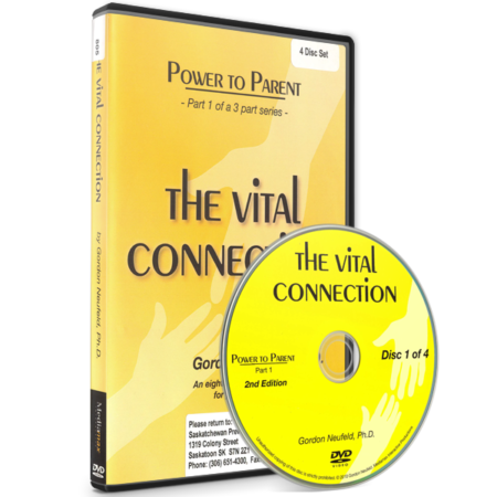Power to Parent: The Vital Connection