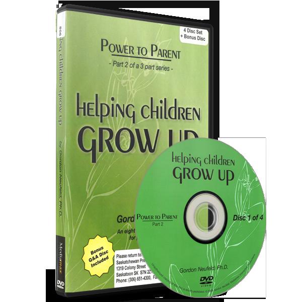 Power to Parent: Helping Children Grow Up