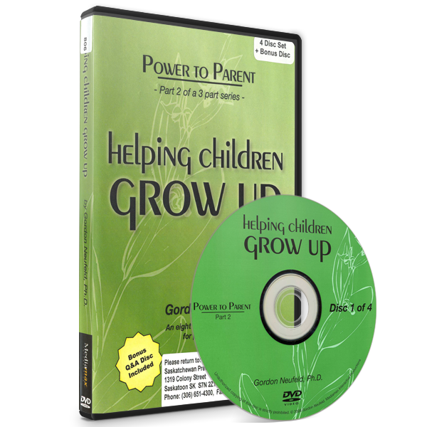 Power to Parent: Helping Children Grow Up