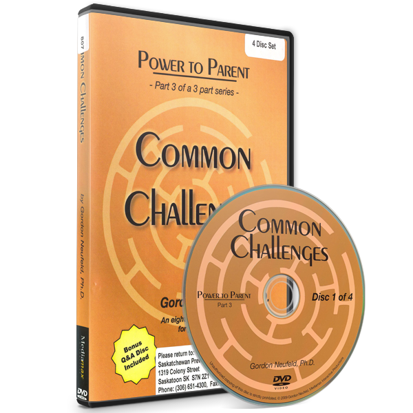 Power to Parent: Common Challenges