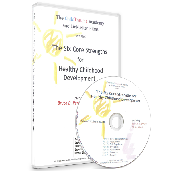 The Six Core Strengths for Healthy Childhood Development