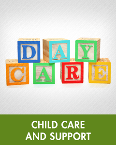 Child Care and Support