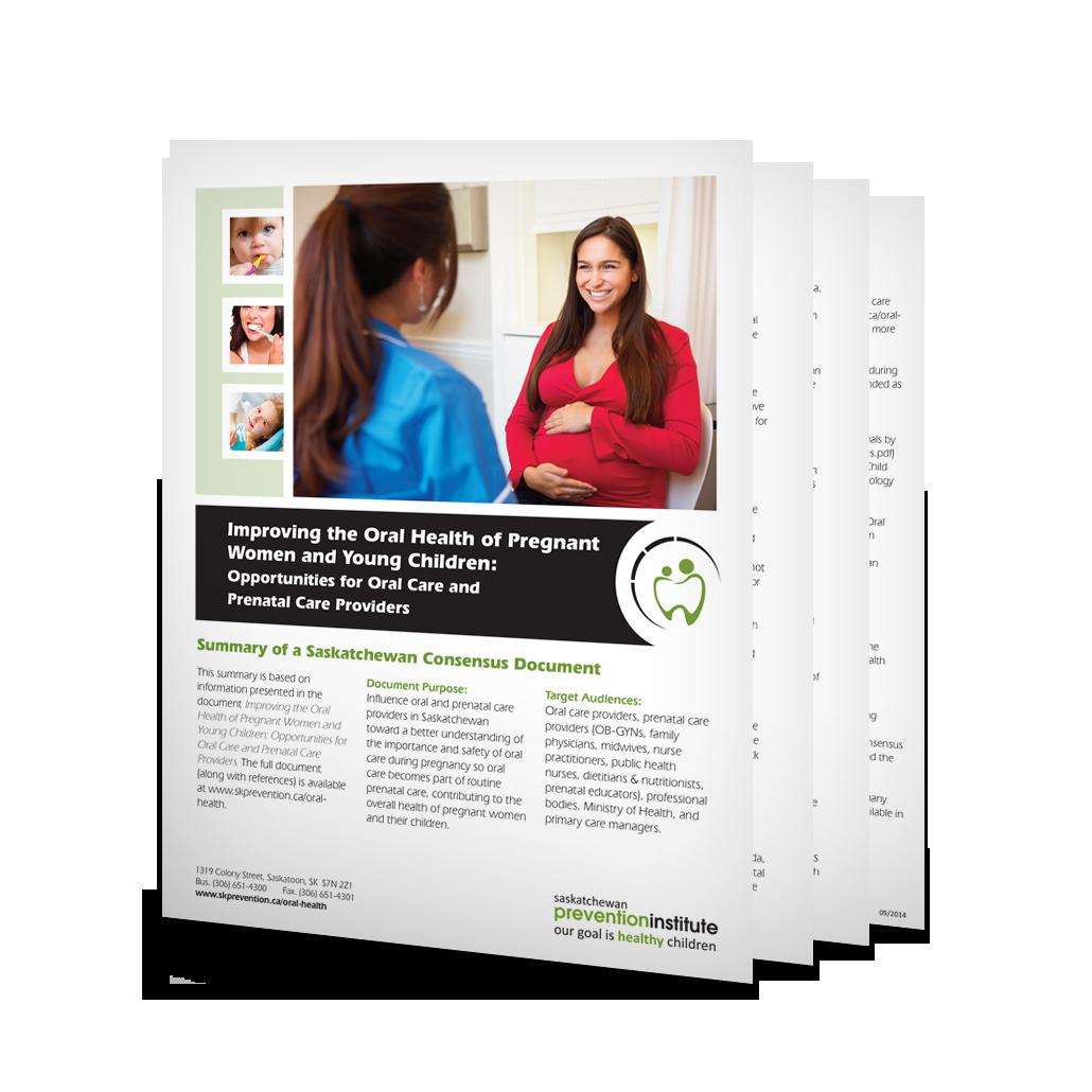 2-803: Maternal Oral Health Consensus Summary