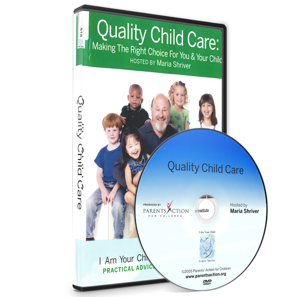 5-V-518: Quality Child Care – Making the Right Choices for You and Your Child (I Am Your Child Video Series)