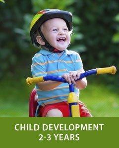 Child Development 2-3 Years