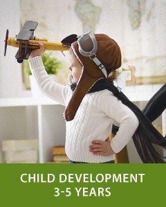 Child Development 3-5 Years