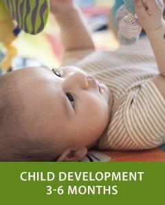 Child Development 3-6 Months