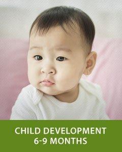 Child Development 6-9 Months
