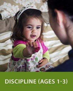 Discipline (Ages 1-3)