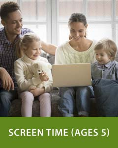 Screen Time (Ages 5)