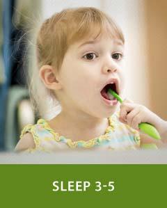 Sleeping 3-5