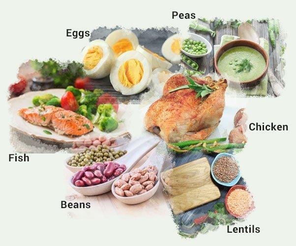 healthy eating foods