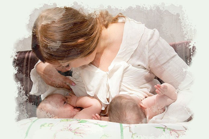It is common for new moms to feel a bit sore and tender after breastfeeding