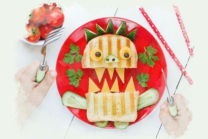 Serve Healthy Foods