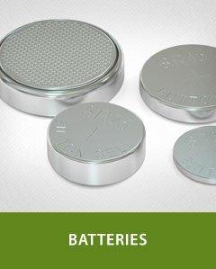 Safet: Batteries