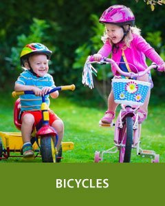 Safety: Bicycles