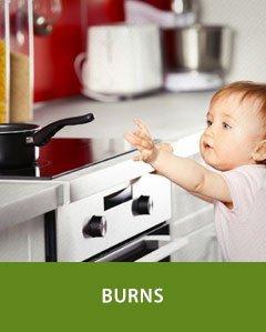 Safety: Burns