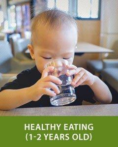 Healthy Eating (1-2 Years)