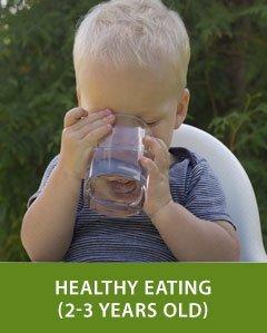 Healthy Eating (2-3 Years)