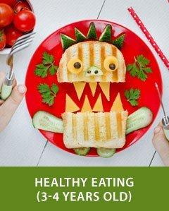 Healthy Eating (3-4 Years)