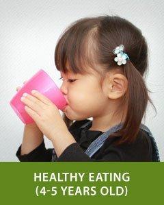 Healthy Eating (4-5 Years)