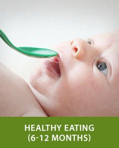 Healthy Eating (6-12 Months)